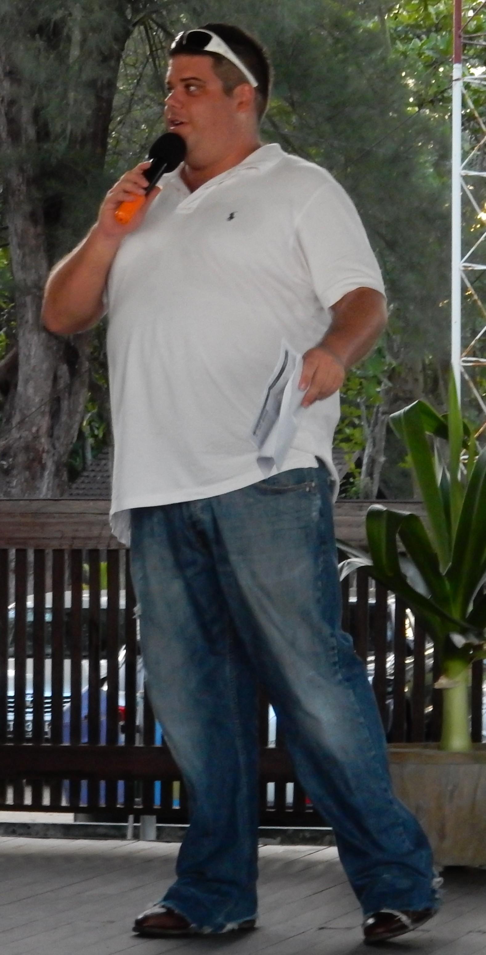 MC Mr Tim