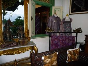 Batik & woodwork