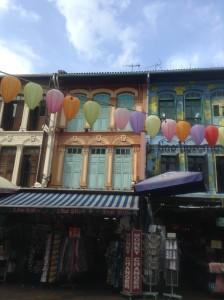 Diversity - Chinatown