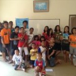 Warm welcome from Tamariska Orphanage
